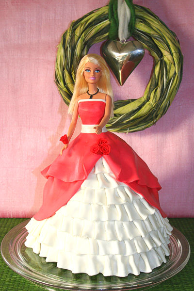 geburtstagstorte barbie