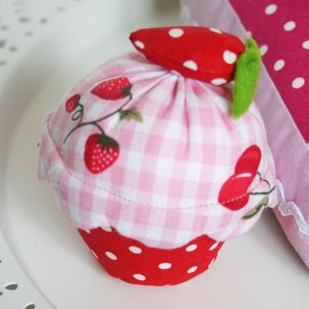Muffin nach Tilda Art