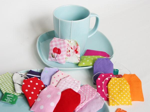 Puppenküche: Teebeutel
