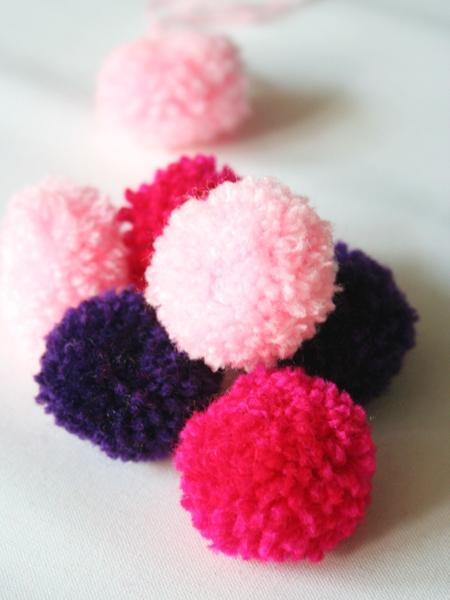 Mini-Pompoms