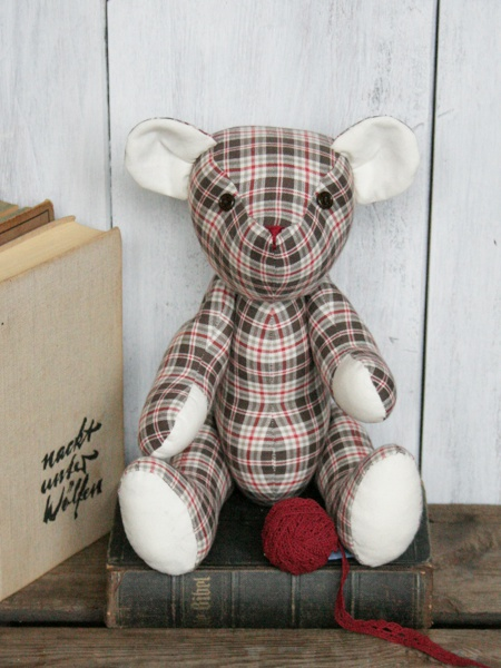 Teddy in Karo - Beau