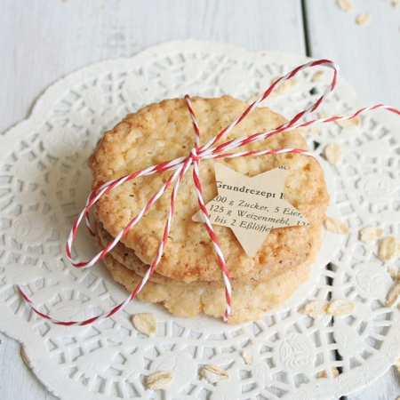 Kekse backen - Weihnachtsrezept