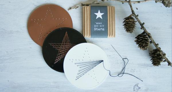 Sternanhänger - ein DIY Kit