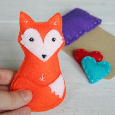 Fuchs - Spielzeug