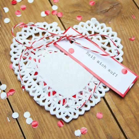 DIY Valentinstagsgeschenk