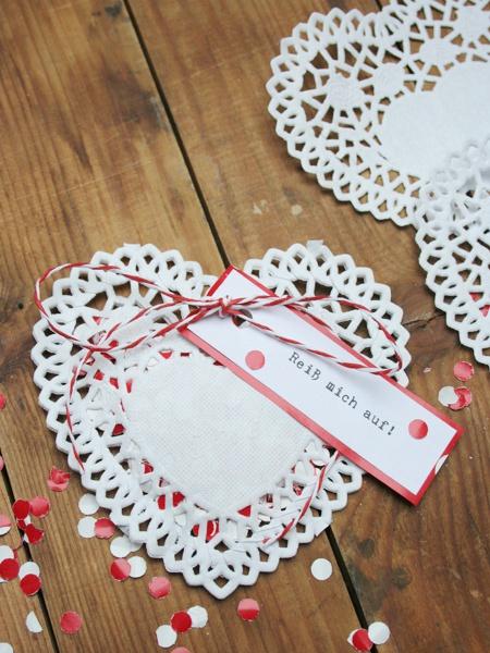 Geschenkidee zu Valentinstag
