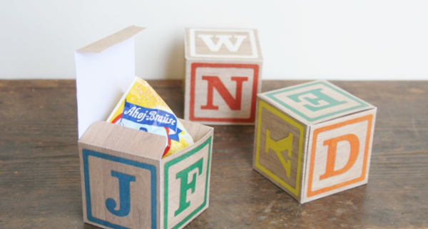 Schulanfangsgeschenk mit Süßkramfüllung